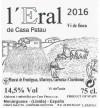 l'Eral 2015 de Casa Patau