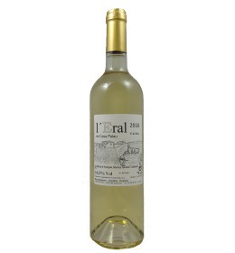 l'Eral 2016 White of Casa Patau