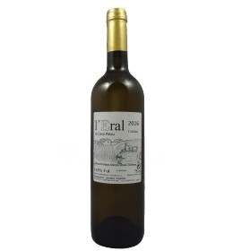 Eral 2016 Aged white of Casa Patau